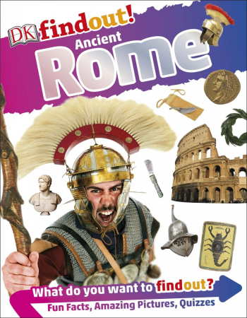 DK Findout Rome0