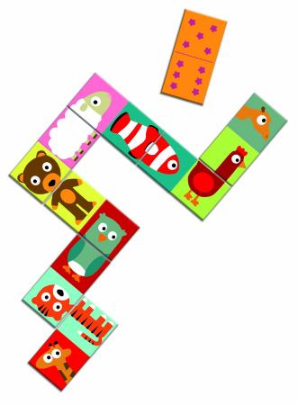 Domino animo puzzle [1]