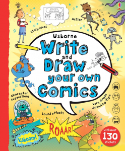 Write and draw your own comics [0]