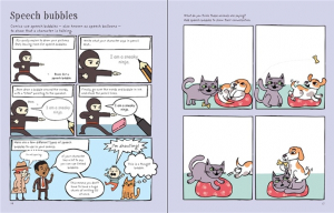 Write and draw your own comics [2]