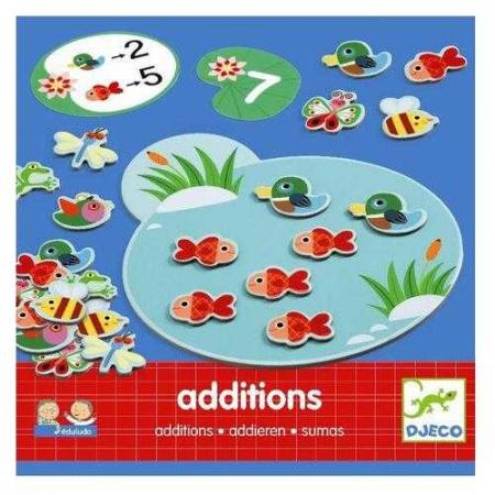 Eduludo Addition Joc adunari matematice0
