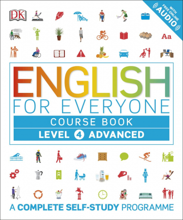 English for Everyone Course Book Level 4 Advanced0