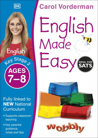 English Made Easy Ages 7-8 Key Stage 2 [0]