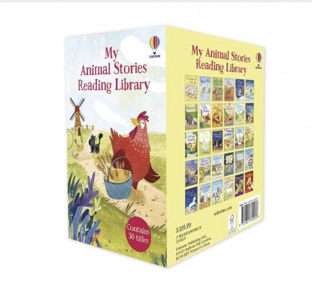 My animal stories Reading Library set 30 carti povesti [0]