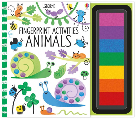 Fingerprint Activities Animals0