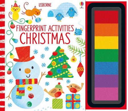 Fingerprint Activities Christmas0