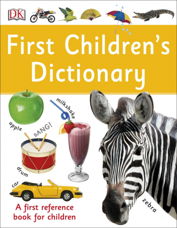First Children's Dictionary [0]