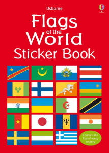 Flags of the world Sticker Book0