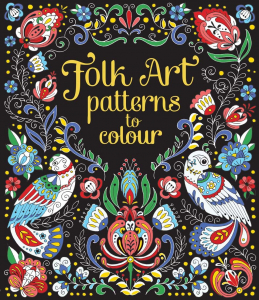 Folk Patterns to colour0