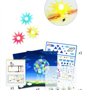 Atelier Arta, Stiinta si Tehnologie Lumini si distractie1