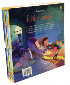 Usborne 12 Classics Picture Books Collection Box Set1