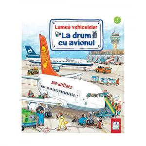 La drum cu avionul [0]