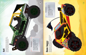 Build your own cars sticker book2