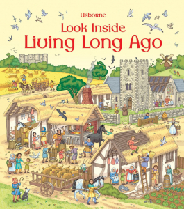 Look inside living long ago0