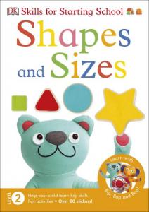 Shapes and sizes carte cu autocolante0