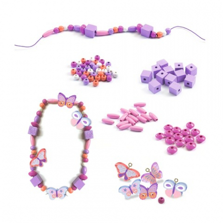 Margele roz set 4501