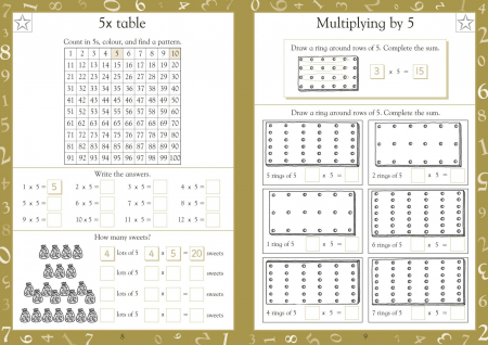 Maths Made Easy Times Tables Ages 5-7 Key Stage 11