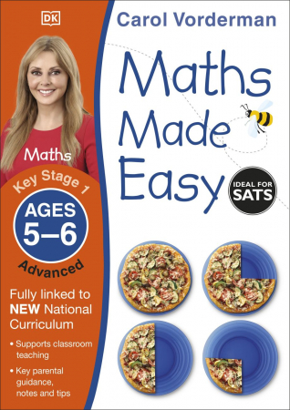 Maths Made Easy Ages 5-6 Key Stage 1 Advanced0
