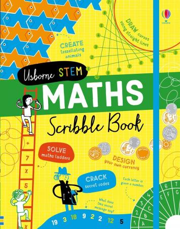 Maths Scribble Book [0]
