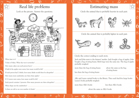 Maths Made Easy Ages 6-7 Key Stage 1 Advanced2