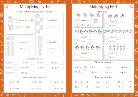 Maths Made Easy Ages 6-7 Key Stage 1 Beginner2