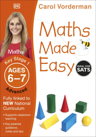 Maths Made Easy Ages 6-7 Key Stage 1 Advanced0