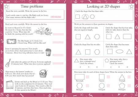 Maths Made Easy Ages 7-8 Key Stage 2 Beginner2