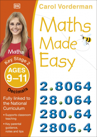 Maths Made Easy Decimals Ages 9-11 Key Stage 2 [0]