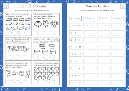 Maths Made Easy Ages 5-6 Key Stage 1 Advanced2
