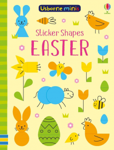 Easter Shape Sticker carte cu autocolante [0]