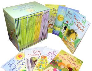 My first reading library - Colectie de 50 carti cu povesti in limba engleza2