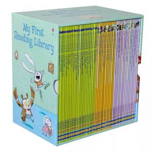 My first reading library - Colectie de 50 carti cu povesti in limba engleza1