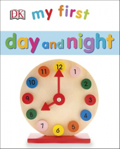 My first day and night book0