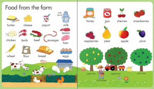 My first word book: On the farm2