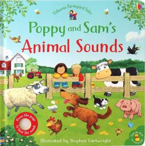 Poppy and Sam Animal Sounds0