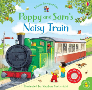 Poppy and Sam's noisy train0