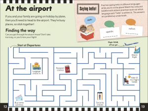 Travel Activity Pack [3]