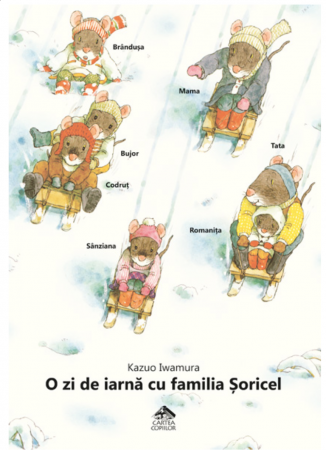 O zi de iarna cu familia Soricel [0]