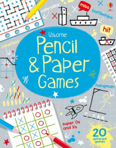 Pencil and paper games0
