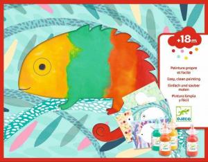 Set creativ Bebe apasa si picteaza0