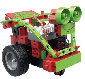 Set constructie ROBOTICS Mini Bots1