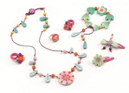Set de bijuterii Florile paradis [1]