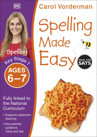 Spelling Made Easy Ages 6-7 Key Stage 10