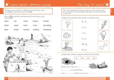 Spelling Made Easy Ages 6-7 Key Stage 11