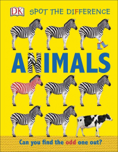 Animals - Spot the Difference0