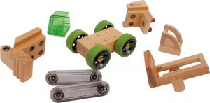 Stivuitor din lemn - vehicul transformabil1