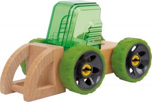 Stivuitor din lemn - vehicul transformabil2