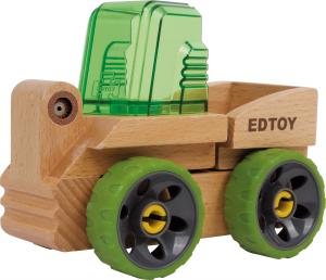 Stivuitor din lemn - vehicul transformabil3