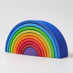 Curcubeu 10 piese - Sunset rainbow0