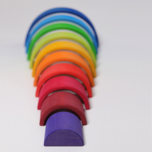 Curcubeu 10 piese - Sunset rainbow1